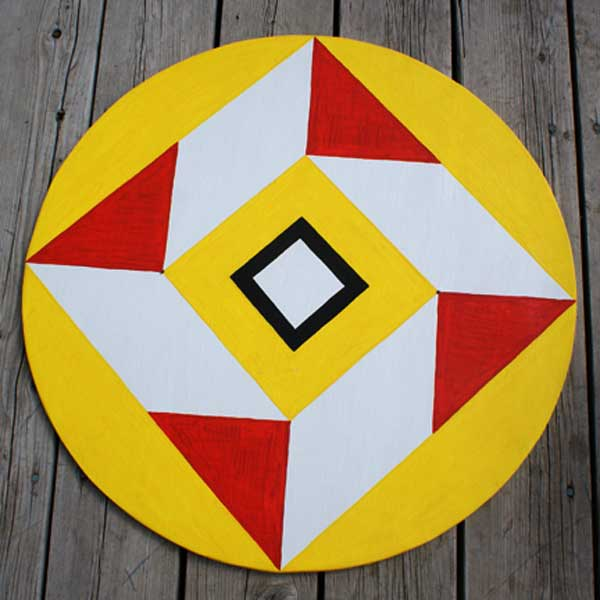 Protection From The Evil Eye Pennsylvania Dutch Hex Sign